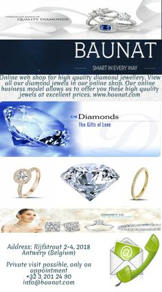 Are you searching for a modern designed diamond engagement ring? Then don't need to go anywhere else because we are BAUNAT famous for diamond jewellery and we have modern designed engagement rings.If you want this then shop now!!