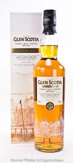 Glen Scotia #Whisky Double Cask Region : Campbeltown 46 % alc./vol. 0,7l