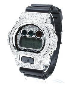 Got Bling? Zirconia covered Casio G-Shock watches