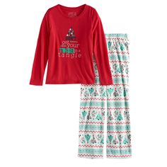 ec13583db3 Girls 7-16 Jammies For Your Families