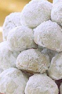 Snow drops cookies   Sweet Sweet Treat