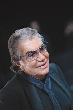 Roberto Cavalli, Designer at Roberto Cavalli. You are fabulous!