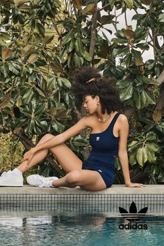 Inspired by yesterday built for tomorrow. Explore carefree comfort, available exclusively at adidas. Retro Fashion, Womens Fashion, Fashion Trends, Adidas Originals, The Originals, Tennis, Culture, Inspiration, Shopping