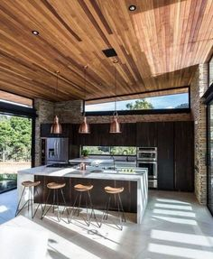 "Outstanding ""outdoor kitchen designs layout patio"" detail is available on our web pages. Check it out and you wont be sorry you did. Kitchen Interior, Kitchen Decor, Kitchen Ideas, Kitchen Tables, Outdoor Kitchen Design, Outdoor Kitchens, Small Kitchens, New Homes, House Design"