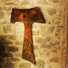 Pace e bene ❤ Eremo Le Celle #cortona #toscana