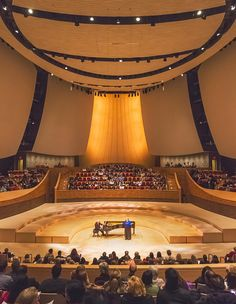 Stanford University, Bing Concert Hall   Ennead Architects; Photo: Jeff Goldberg/Esto   Bustler