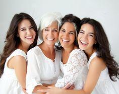 Son,mom,daughter,son