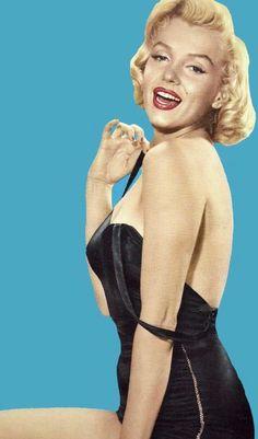 Color Photo Still for film Gentlemen Prefer Blondes; 1953