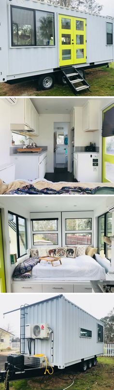 GYPSY WAGON TINY CONTAINER HOME