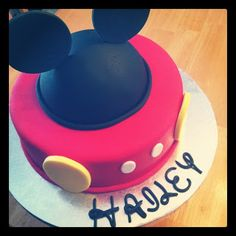 Mickey Mouse Birthday <3