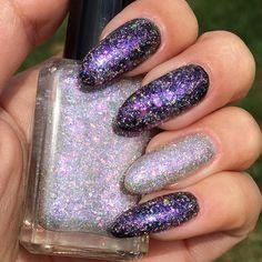 Pink Star Diamond - Shleee Polish
