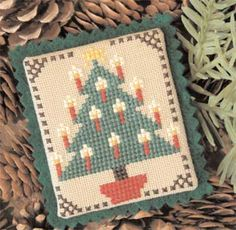 Prairie Schooler Free Pattern - changes every few months so keep checking back