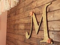 Wooden Letters - Wood Letters - Wall Letters | Craftcuts.com