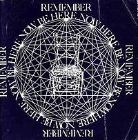 "Going from the extreme of the tenured academic track to crazy substance experimentation and deep spiritual meditation...I'm gonna have to read Ram Dass' ""Remember, Be Here Now"" at least a couple of times, I think."