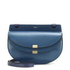 Chloé - Georgia Mini leather shoulder bag