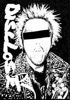 Disclose D-Beat Raw Punk