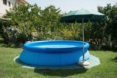 La piscine auto-stable : une piscine hors-sol facile à monter !