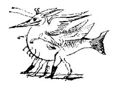 The Scroobious Pip as seen by Edward Lear