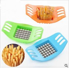 fruit vegetable tools french fries cutter potato kitchen gadgets potato cutter #Affiliate