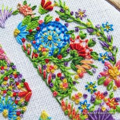 A is for…Almost Finished! – NeedlenThread.com