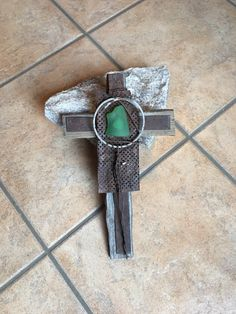 Old Western Large Rustic Unique Decorated Embellished New Mexico wall Decor Wall Cross by GiChPaLo on Etsy https://www.etsy.com/listing/491984992/old-western-large-rustic-unique
