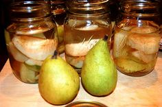 PromiseMe2....and A Lot About Food!: Spiced Ginger-Pear Vodka