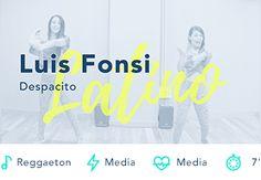Despacio Luis Fonsi Reggaeton Baile Fitness