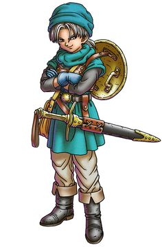 """Dragon Quest"" by 鳥山 明 Akira Toriyama* • Blog/Info 