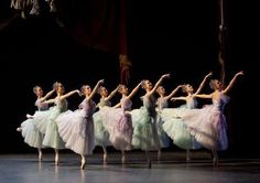 """Paris Opera Ballet in """"La Source"""" (photo by Anne Deniau)"""