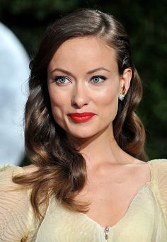 52 Classic Hairstyles Of Olivia Wilde Classic Hairstyles, Elegant Hairstyles, Celebrity Hairstyles, Medium Weave Hairstyles, Curled Hairstyles, Prom Hairstyles, Brunette Hairstyles, Hairstyle Ideas, Olivia Wilde Hair