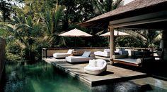 Como Shambhala Resort in Bali