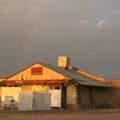 Abandoned Restaurant #KovacsKorner #ApacheJunction #Arizona #Print #Photograph