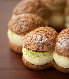 Green Tea Kyoto-Brest - Philippe Conticini - la Pâtisserie des rêves - Paris