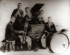 The Original Dixieland Jazz Band 1917