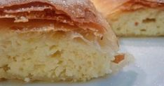 Túrós rétes - A klasszikus   Femcafe Cornbread, Vanilla Cake, Dishes, Ethnic Recipes, Desserts, Food, Millet Bread, Tailgate Desserts, Deserts