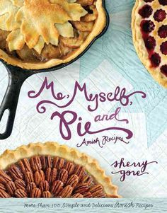 Filled with classic pie recipes such as apple and pecan, yet bolstered with modern pie innovations like pie pops, Thanksgiving Pie, and pies-in-a-jar, this is a collection of simple, straightforward r