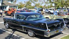 https://flic.kr/p/K7bfvQ | 1957 Cadillac Coupe DeVille | Seal Beach, CA