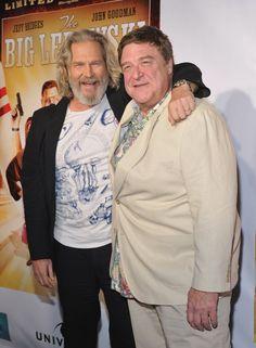 Jeff Bridges and John Goodman The Big Lebowski