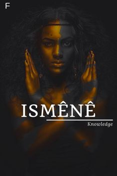 Ismene meaning Knowledge #babynames #characternames #inames #girlnames Pretty Names, Cool Names, Kid Names, Female Names, Female Fantasy Names, Name Writing, Writing A Book, Fantasy Character Names, Egyptian Names