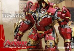 Marvel Hulkbuster Sixth Scale Figure by Hot Toys | Sideshow Collectibles