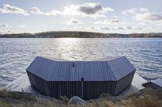 Gallery of Sauna Saltsjöbaden / Murman Arkitekter - 1