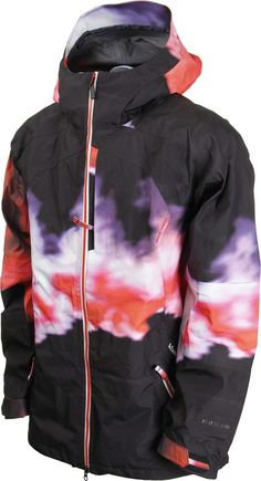 Volcom Landvik T.D.S Gore-Tex Jacket - Snowboard Shop > Men's Snowboard Outerwear > Snowboard Jackets > Shell Snowboard Jackets
