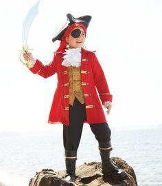 pirate captain child costume - Chasing Fireflies