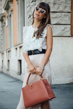 Fashion Blogger Street Style  | Jenny Cipoletti of Margo & Me