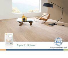 Bona Naturale es un nuevo y único tratamiento para pavimentos que protege la auténtica naturaleza de tus suelos de madera. Otros tratamientos, por naturales que sean, modifican la textura original y la apariencia de forma significativa, pero Bona Naturale no, ya que mantiene la madera de la misma forma que lo hace la naturaleza. #PisosdeMadera #BonaMexico http://www.quinovaacabados.com/productos-bona/naturale-acabado/http://www.quinovaacabados.com/productos-bona/naturale-acabado/