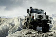 Mercedes-Benz Unimog @Mercedes- Benz $250,000