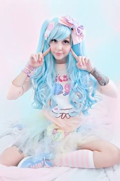 Kawaii  #Pastel ☮k☮