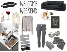 OH WEEKEND... YOU ARE SO WELCOME!