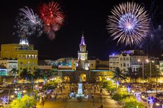 New Year at Cartagena #colombia