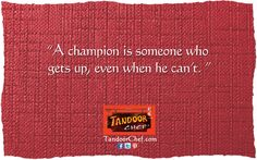 Be inspired and download the latest #Inspirational posters, screensavers and #wallpaper from Tandoor Chef.